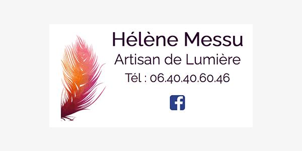 Hélène Messu – Artisan de Lumière